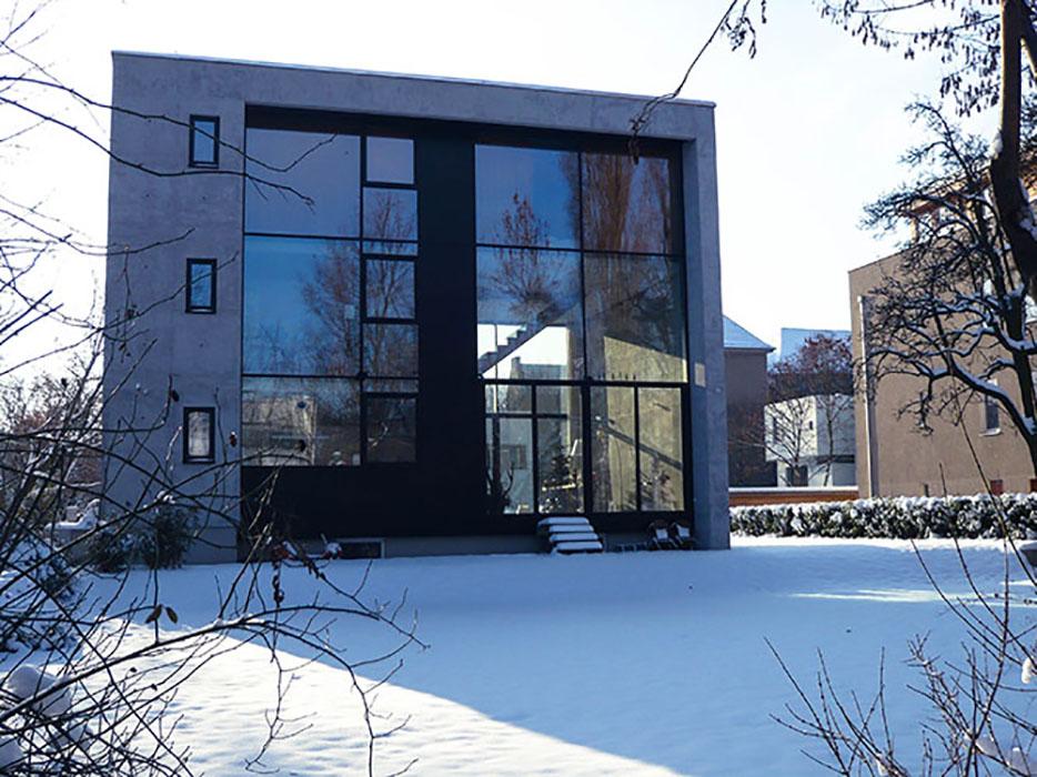 Projekt Einfamilienhaus Berlin